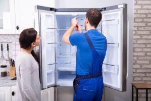 refrigerator repair Mustang Oklahoma