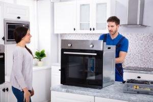 oven repair Mustang Oklahoma