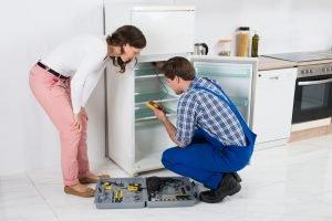 refrigerator repair mustang ok